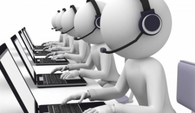 Call center numbers to explain the format of training in the new academic year